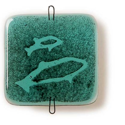 Vindusbildet, vannblå, Nise-0