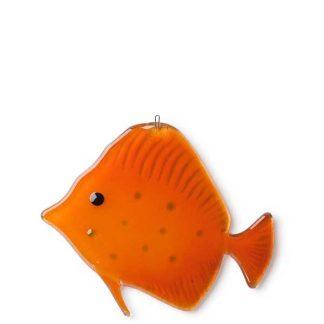 Fantasifisk, oransje-0