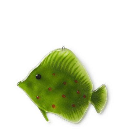 Fantasifisk,grønn-0